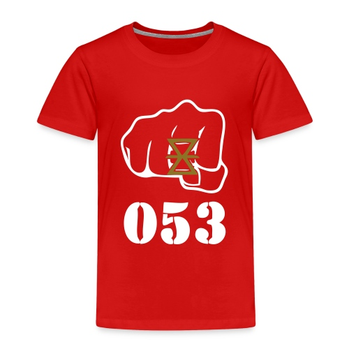 053 Kids shirt! - Kids' Premium T-Shirt