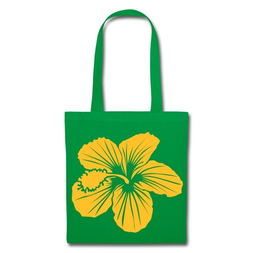 Hibiscus TROPIKAL - Tote Bag