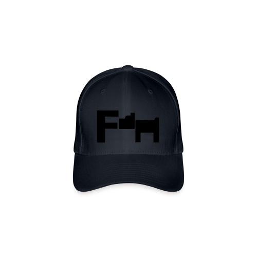 Short B Baseballcap - Flexfit Baseballkappe