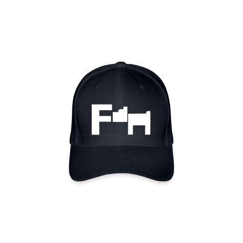 Short W Baseballcap - Flexfit Baseballkappe