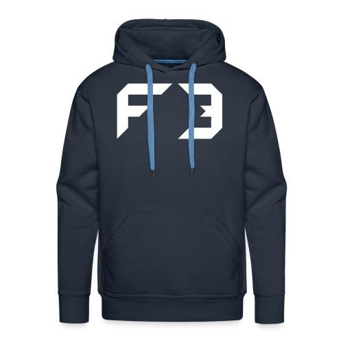 FB Rec W Hoodie - Männer Premium Hoodie
