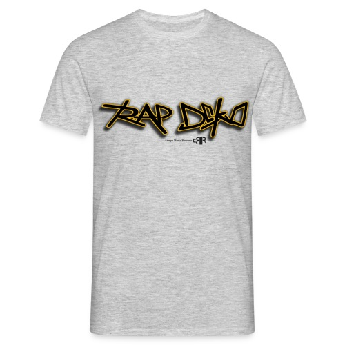 AMR RapDeko Design 1 Basic T-Shirt - Männer T-Shirt