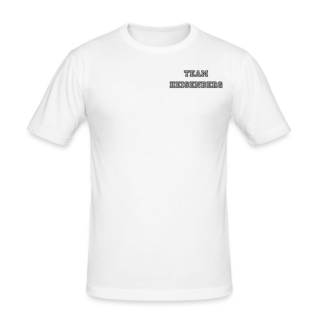 Team Heisenberg #5 White