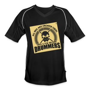 Some became drummers - Mannen voetbal shirt