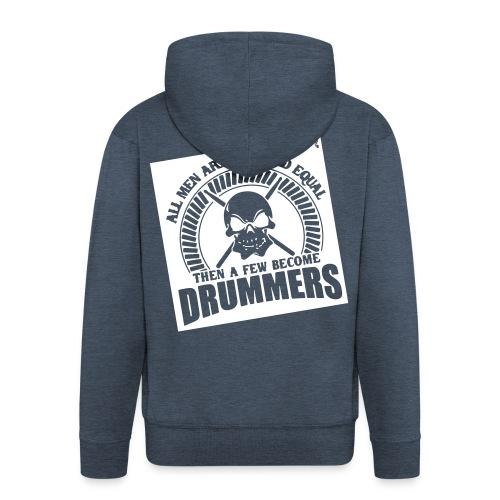 Some became drummers - Mannenjack Premium met capuchon