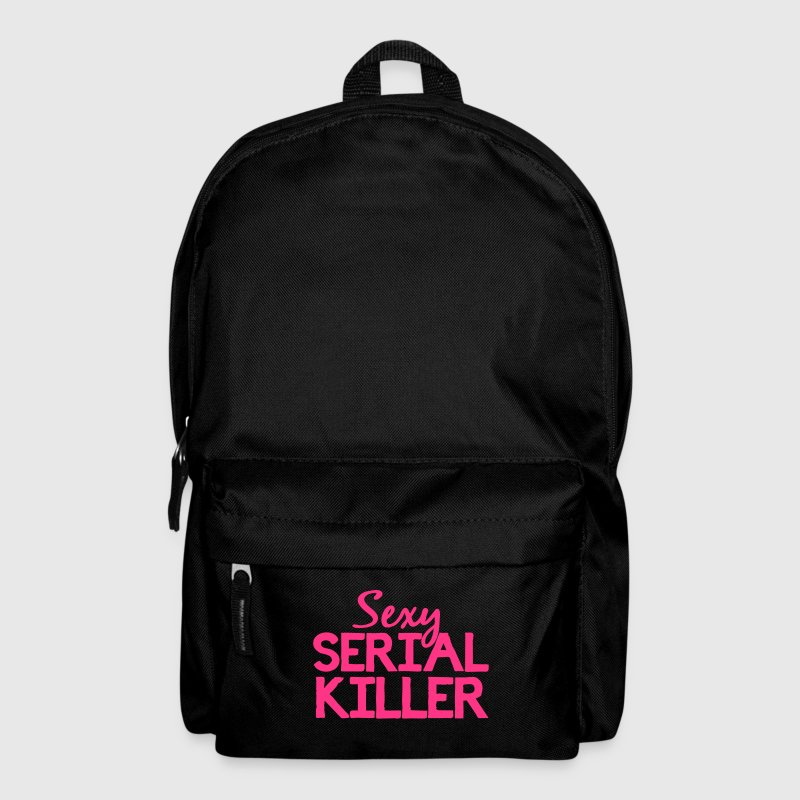 Sexy Serial Killer Bags & Backpacks - Backpack