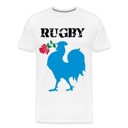 t-shirt de rugby - T-shirt Premium Homme