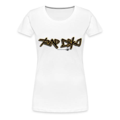 AMR RapDeko Design 1 Women - Frauen Premium T-Shirt