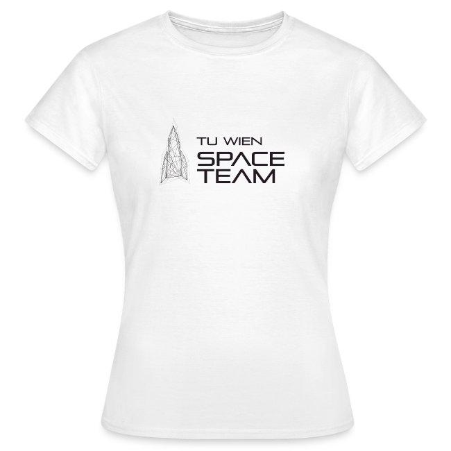 T-Shirt front deutsch Damen