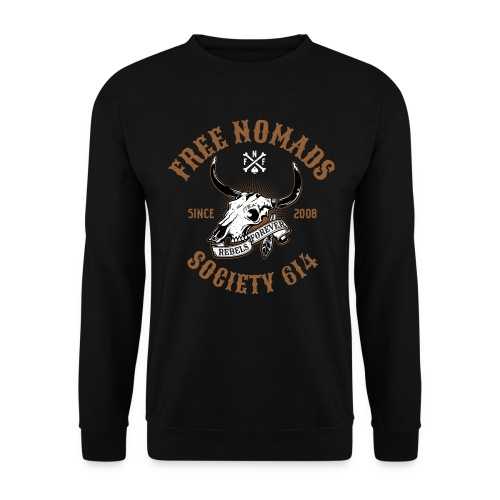 FN Black Sweater - Men's Sweatshirt