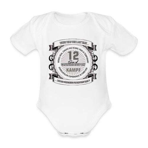 Body für die Kleinen - Baby Bio-Kurzarm-Body