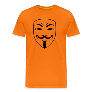 V for Vendetta  - Men's Premium T-Shirt