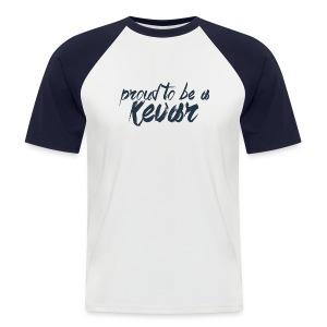 KEVAR shirt MAN - Mannen baseballshirt korte mouw