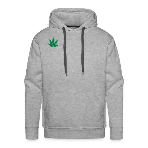 Sweatshirt Marijuana - Sweat-shirt à capuche Premium pour hommes