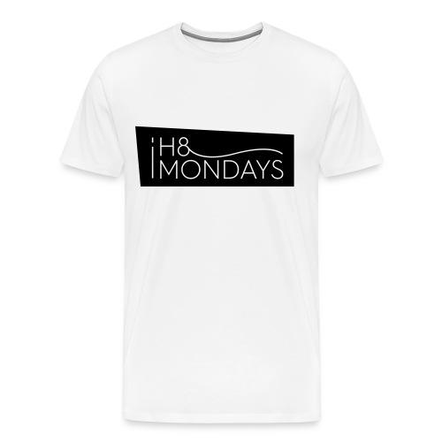 I H8 Mans T-Shirt - Men's Premium T-Shirt