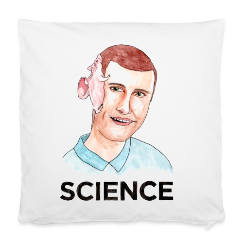 SCIENCE Pillow Case (Small) - Pillowcase 40 x 40 cm