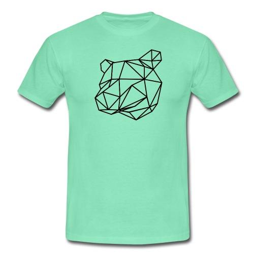 bear 3D - T-shirt Homme