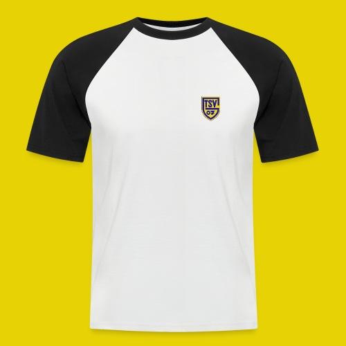 T-Shirt Männer - Männer Baseball-T-Shirt