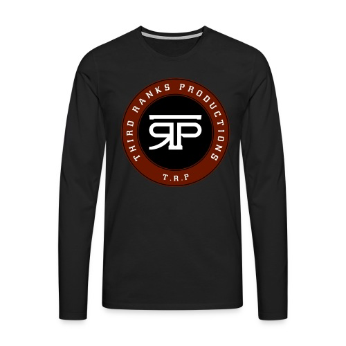 TRP Longsleeve Logo Shirt - Men's Premium Longsleeve Shirt