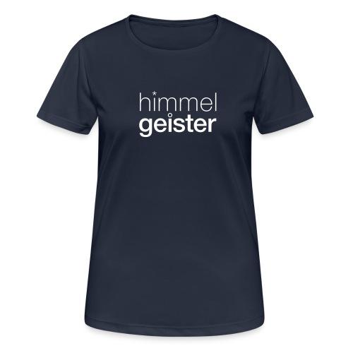 himmelgeister nacht sport - Frauen T-Shirt atmungsaktiv