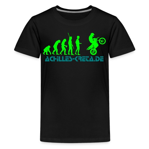 achilles kids t-shirt - Teenager Premium T-Shirt