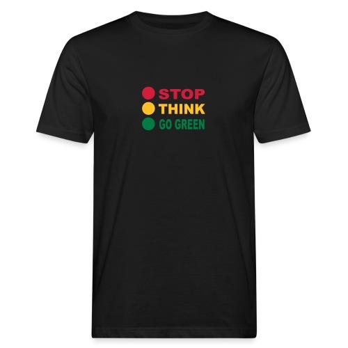 GOGOGO - T-shirt bio Homme
