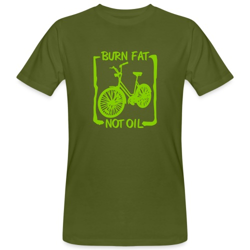 BURNIN - T-shirt bio Homme
