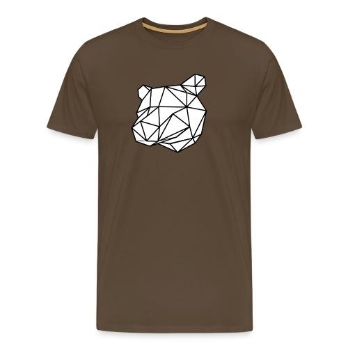 White bear - T-shirt Premium Homme