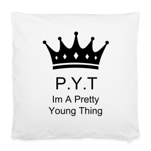 P.Y.T pillowcase - Pillowcase 40 x 40 cm