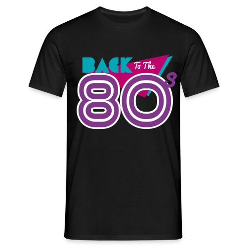 [the 80s] - Men's T-Shirt