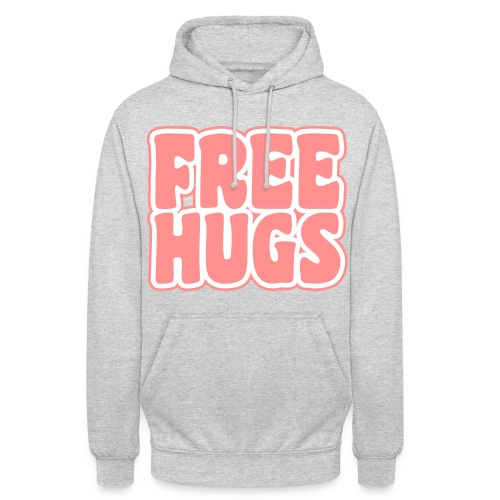 Woman's Free Hugs Jumper - Unisex Hoodie
