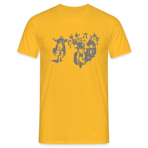 Biker T-shirt - Men's T-Shirt