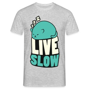 Men's Catblob - Men's T-Shirt