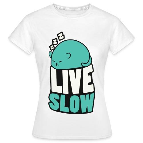 Women's Catblob - Women's T-Shirt