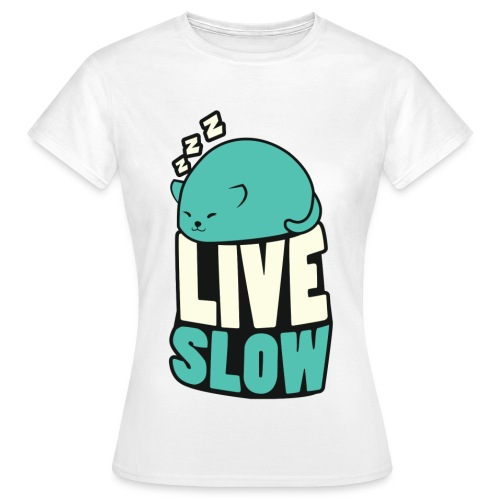 Women's Catblob - Women's T-Shirt