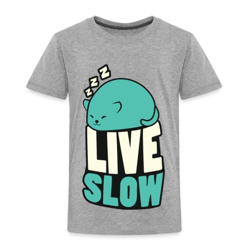 Kid's Catblob - Kids' Premium T-Shirt