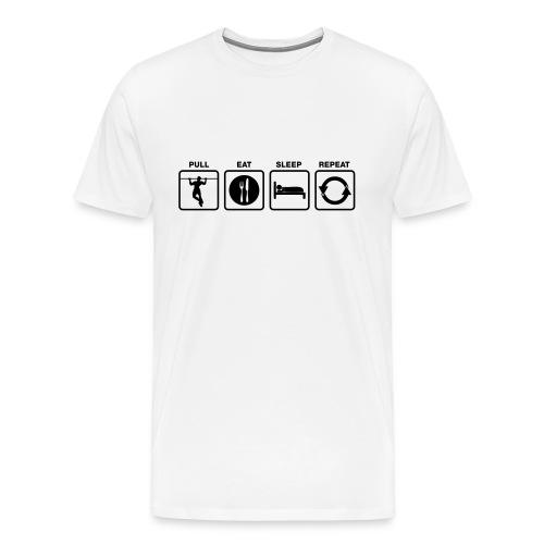 calisthenicsevolution - Männer Premium T-Shirt