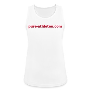 Pure Athletes Performance Frauen Tank Top atmungsaktiv - Frauen Tank Top atmungsaktiv