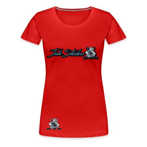 Frauen JS Tee - Frauen Premium T-Shirt