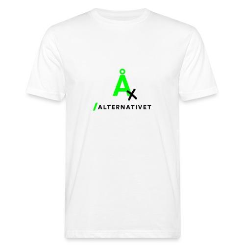Hvid T-Shirt Herre økologisk - Organic mænd