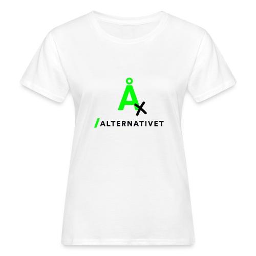 T-Shirt dame Økologisk - Organic damer