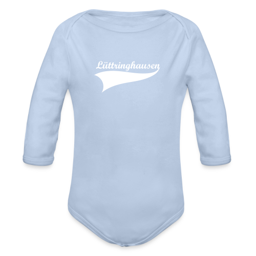 Lüttringhausen - Baby Bio-Langarm-Body