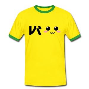 UR Anime Shirt - Männer Kontrast-T-Shirt