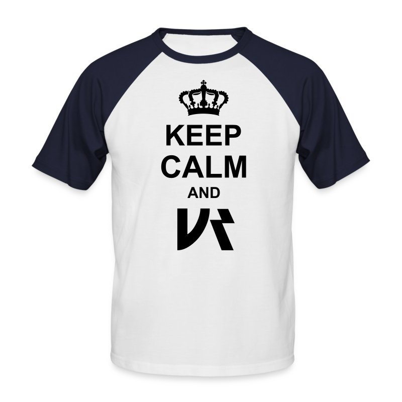 UR Root Shirt - Männer Baseball-T-Shirt