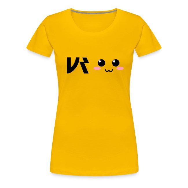 UR Anime Girlie-Shirt