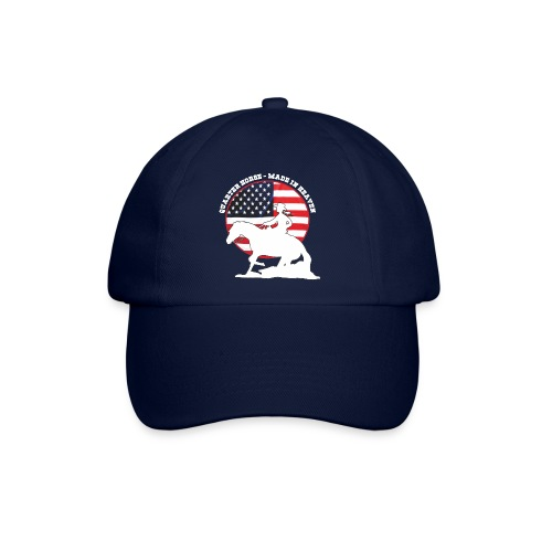 USA Westernreiterin - Baseballkappe