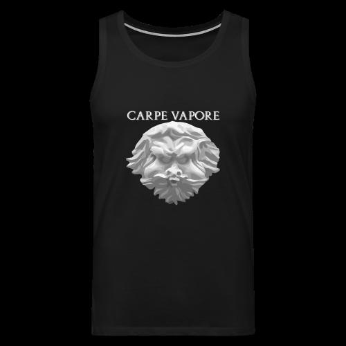 CARPE VAPORE - Débardeur Premium Homme