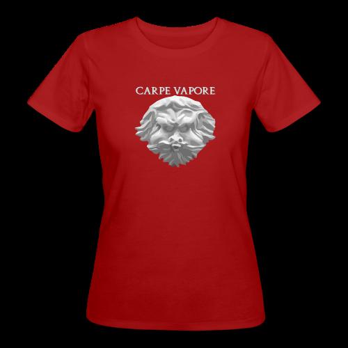 CARPE VAPORE - T-shirt bio Femme