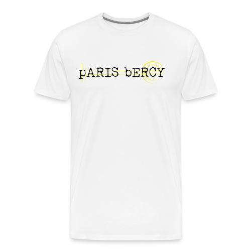 Tshirt 2015 (Blanc) - T-shirt Premium Homme