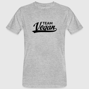 Team Vegan T-Shirts - Men's Organic T-shirt